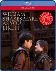 As You Like It: Globe Theatre (Benz, Williams) - (Import Blu-ray Disc)