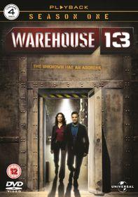 Warehouse 13: Series 1 - (Import DVD)