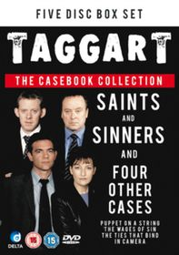 Taggart: The Casebook Collection - (Import DVD)