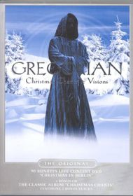 Gregorian - Christmas Chants And Visions (DVD + CD)