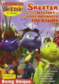 Hermie - Skeeter & The Mystery Of The Lost Mosquito Treasure (DVD)