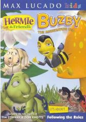 Hermie - Buzby The Misbehaving Bee (DVD)