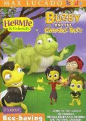 Hermie - Buzby & The Grumble Bees (DVD)