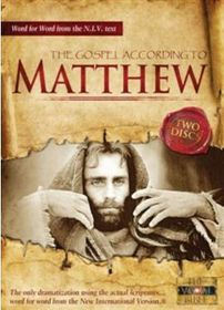The Gospel According to Matthew - The Visual Bible (DVD)