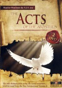 The Acts of the Apostles - The Visual Bible (DVD)
