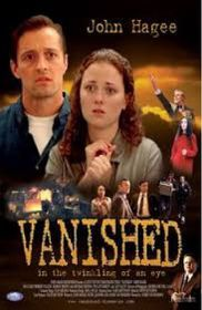 Vanished - In The Twinkling Of An Eye (DVD)