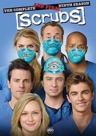 Scrubs:Complete Ninth and Final Season - (Region 1 Import DVD)