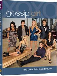 Gossip Girl Season 3 (DVD)