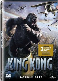 Peter Jackson's King Kong (DVD)