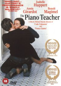 The Piano Teacher (Import DVD)
