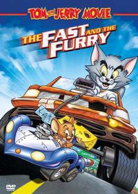 Tom and Jerry: The Fast and the Furry - (DVD)