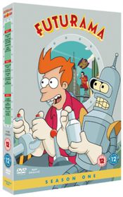 Futurama - Season 1 (Import DVD)