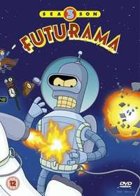 Futurama: Season 3 (DVD)