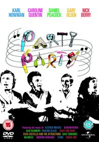 Party Party - (Import DVD)