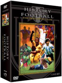 History Of Football Box Set - (parallel import)