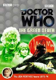 Dr Who - The Green Death - (Import DVD)