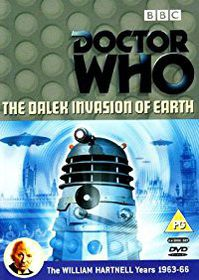 Dr Who-Dalek Invasion Of Earth - (Import DVD)