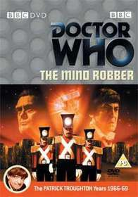 Doctor Who - Mind Robber - (Import DVD)