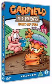 Garfield and Friends: Volume 1 - Box of Fun - (Import DVD)