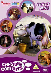Creature Comforts 1 (DVD)