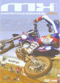 World Moto-X Gp Review 2005 - (Import DVD)