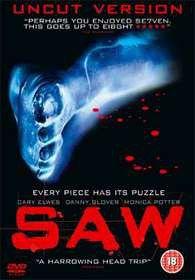 Saw Uncut (DVD)