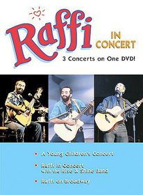 Raffi in Concert - (Region 1 Import DVD)