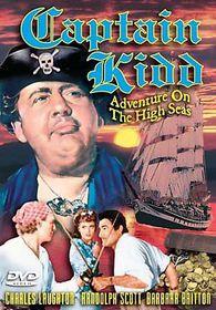 Captain Kidd - (Region 1 Import DVD)