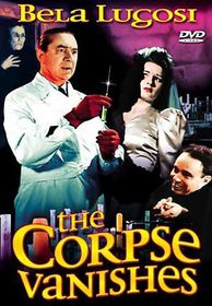 Corpse Vanishes - (Region 1 Import DVD)
