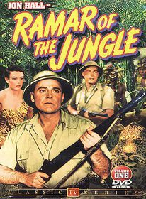 Ramar of the Jungle - Volume One - (Region 1 Import DVD)