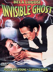 Invisible Ghost - (Region 1 Import DVD)