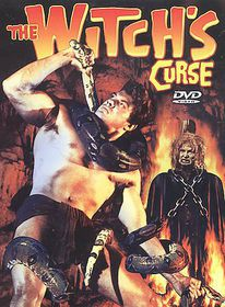 Witch's Curse - (Region 1 Import DVD)