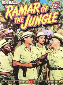 Ramar of the Jungle Volume 2 - (Region 1 Import DVD)