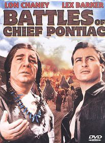 Battles of Chief Pontiac - (Region 1 Import DVD)