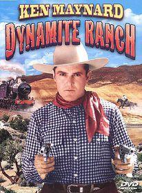 Dynamite Ranch - (Region 1 Import DVD)