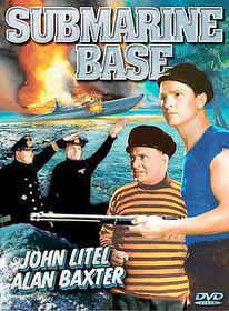 Submarine Base - (Region 1 Import DVD)