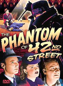 Phantom of 42nd Street - (Region 1 Import DVD)
