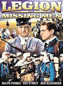 Legion of Missing Men - (Region 1 Import DVD)