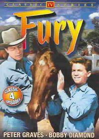 Fury - (Region 1 Import DVD)