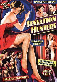 Sensation Hunters - (Region 1 Import DVD)