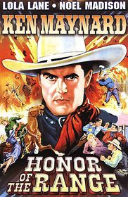 Honor of the Range - (Region 1 Import DVD)
