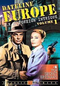 Dateline Europe Aka Foreign:Vol 1 - (Region 1 Import DVD)