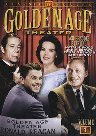 TV Golden Age Theater:Vol 1 - (Region 1 Import DVD)