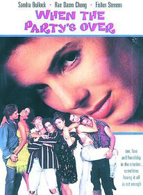 When the Partys over - (Region 1 Import DVD)