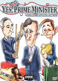 Yes, Prime Minister Complete Collection - (Region 1 Import DVD)