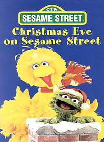 Christmas Eve on Sesame Street - (Region 1 Import DVD)