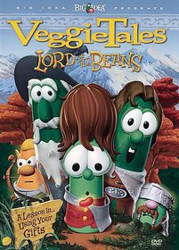 Veggie Tales:Lord of the Beans - (Region 1 Import DVD)