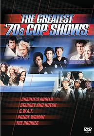 Greatest 70's Cop Shows - (Region 1 Import DVD)