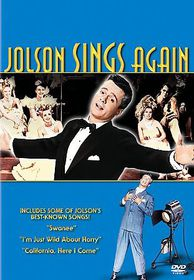 Jolson Sings Again - (Region 1 Import DVD)