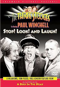 Three Stooges:Stop Look and Laugh - (Region 1 Import DVD)
